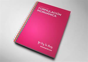 Cuadernillo Formulación Inorgánica