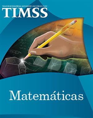 Pregunta liberada TIMSS-PIRLS de matemáticas sobre el perímetro de un cuadrado. Problemas de formas y mediciones geométricas VII.