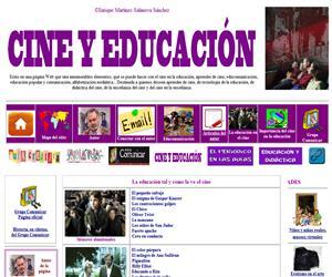 Cine y educación: aprender de cine y de película, educación popular y comunicación