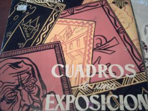 """""""Cuadros de una exposición"""" de Mussorgsky"""
