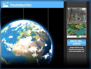 ¡Alto a los desastres! Un juego de simulación de desastres. EIRD de las Naciones Unidas