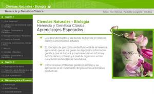 Herencia y genética clásica (Educarchile)