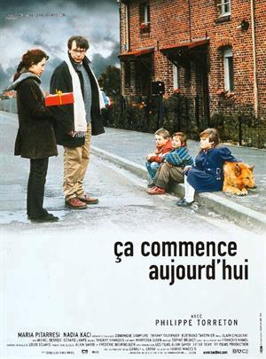 'Hoy empieza todo' de Bertrand Tavernier. La responsabilidad social de la escuela