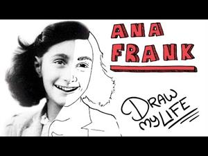 La vida de Ana Frank (Draw My Life)