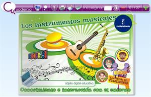 Los instrumentos musicales (Cuadernia)