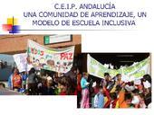 CEIP Andalucía: una Comunidad de Aprendizaje, un modelo de escuela inclusiva