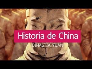 Historia de China: Gengis Khan. La dinastía Yuan de Kublai Khan