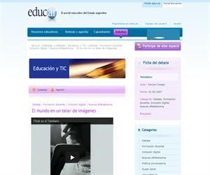 Compartir, organizar y almacenar fotografías en la web