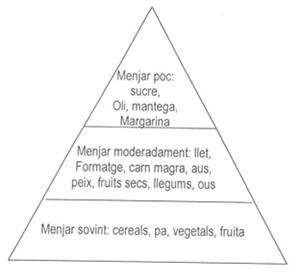 La pirámide de la salud (edualter.org)
