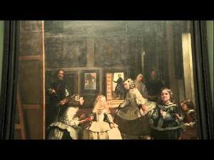 """""""Arquitectura: el espacio real y fingido"""" a través de Las Meninas de Velázquez (FECYT)"""