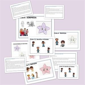 Fichas Didácticas para trabajar el autismo (Educa y aprende)
