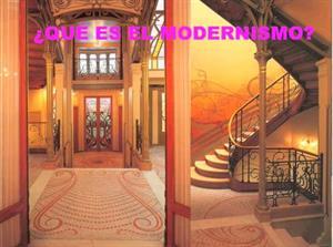 Modernismo. Artecreha
