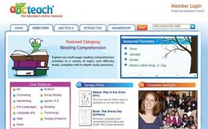 ABCteach:  Free Printables, Interactives, Custom Documents, Clip Art, and Games
