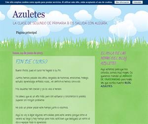 Azuletes (Blog Educativo de Educación Infantil)