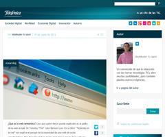 La web semántica y el contenido educativo