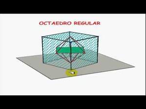 El cubo y el octaedro regular