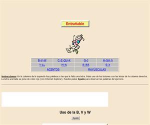 Reglas de uso de varias letras y de las palabras con mayúsculas y acentos (XVIII)
