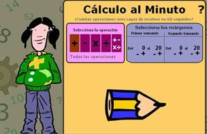 Máquina de Calcular, cálculo numérico mental