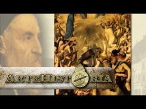 La Gloria por Tiziano