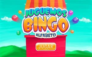 Juguemos a bingo: alfabeto