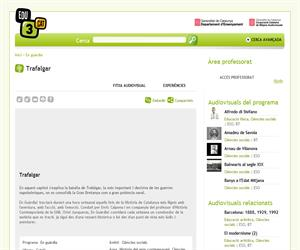 Trafalgar (Edu3.cat)