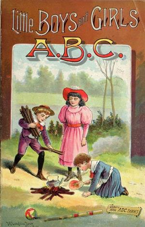 Little boys and girls A.B.C. (International Children's Digital Library)