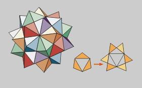 Los poliedros regulares estrellados