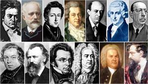 Los 10 más grandes compositores de música clásica