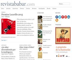 Babar: revista de literatura infantil y juvenil
