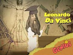 Genios: Leonardo Da Vinci (Astrolab Motion)
