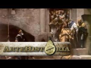 La leyenda del rey Monje por Casado del Alisal
