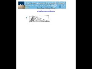 Fórmula del área de un triángulo
