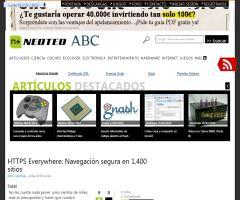 HTTPS Everywhere: Navegación segura en 1.400 sitios