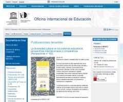 La diversidad cultural en los sistemas educativos: perspectivas internacionales y comparativas   UNESCO
