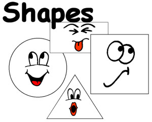 Let's play with the shapes!