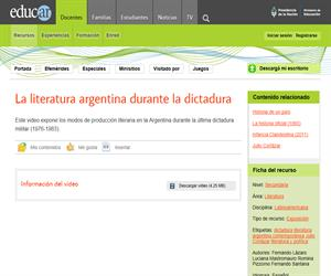 Narradores contemporáneos latinoamericanos II