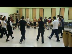 Pera stousperakambous, danza circular griega