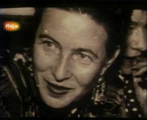 Adiós a Simone de Beauvoir. Informe semanal (RTVE)