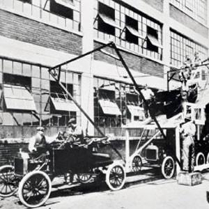 De la primera a la segunda Revolución Industrial
