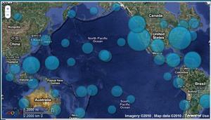 BlooSee, recursos educativos de mares y océanos
