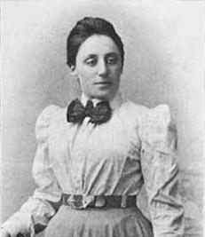 Biografía de Emmy Amalie Noether (Universidad de Granada)