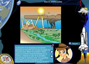 Efecto Invernadero. 3º ciclo de Primaria