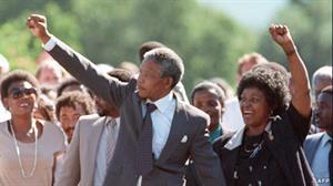 Nelson Mandela: los hitos de una vida extraordinaria (BBC)