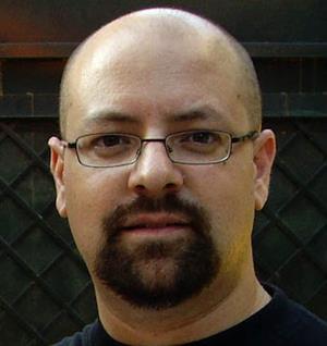 """David Álvarez @balhisay """"El profesor innovador no es el que ha cambiado la tiza por la pizarra digital, sino el que ha sustituido las clases magistrales por espacios de aprendizaje colaborativo"""" - Revista Didactalia"""