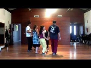 Kulska Bacvanka, danza de Bulgaria -Curso de Fernando Polanco Uyá, Maoño (Cantabria) 2012-