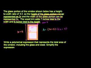 Multiplicando polinomios parte 2 (Khan Academy Español)