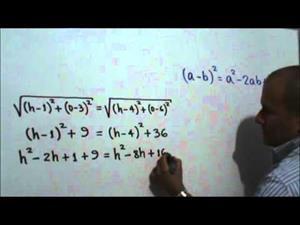 Ecuación de una circunferencia (JulioProfe)