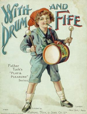 With drum and fife (International Children's Digital Library)