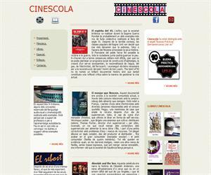 Cinescola, películas para la escuela