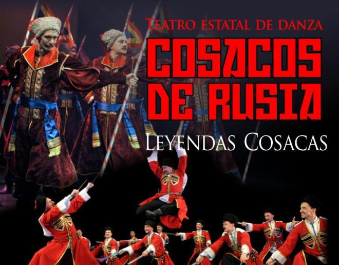 COSACOS DE RUSIA